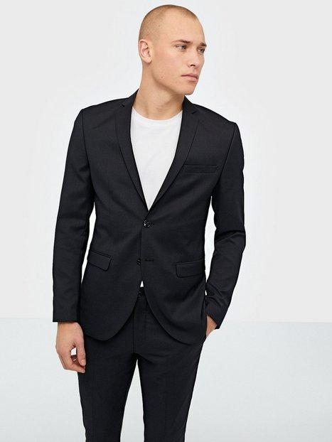 Premium by Jack Jones Jprsolaris Blazer Noos Blazere jakkesæt Sort - herre