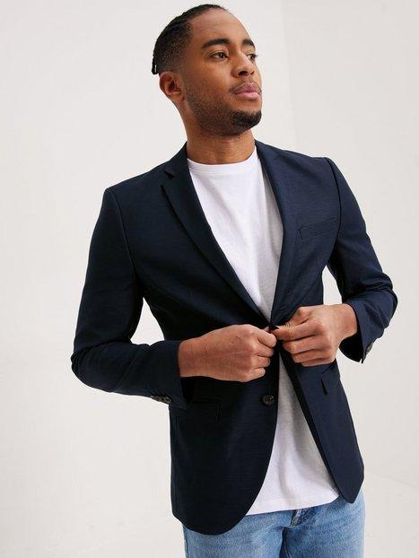 Premium by Jack Jones Jprsolaris Blazer Noos Blazere jakkesæt Navy - herre