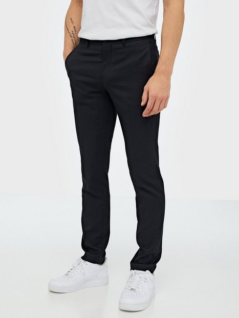 Premium by Jack & Jones Jprsolaris Trouser Noos Bukser Sort