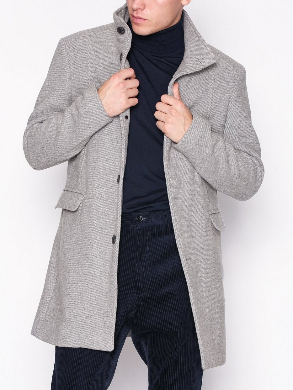 SLHMOSTO WOOL COAT B