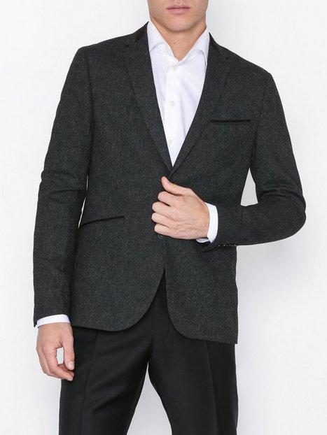 Selected Homme Slhslim Ray Blazer B Blazere jakkesæt Grå mand køb