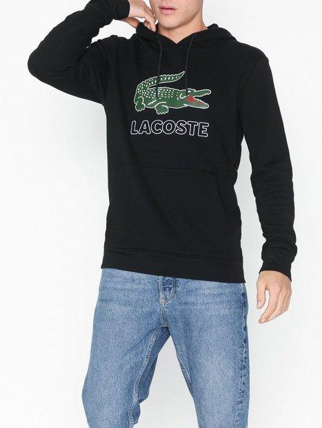 Lacoste Hoodie Trøjer Black - herre