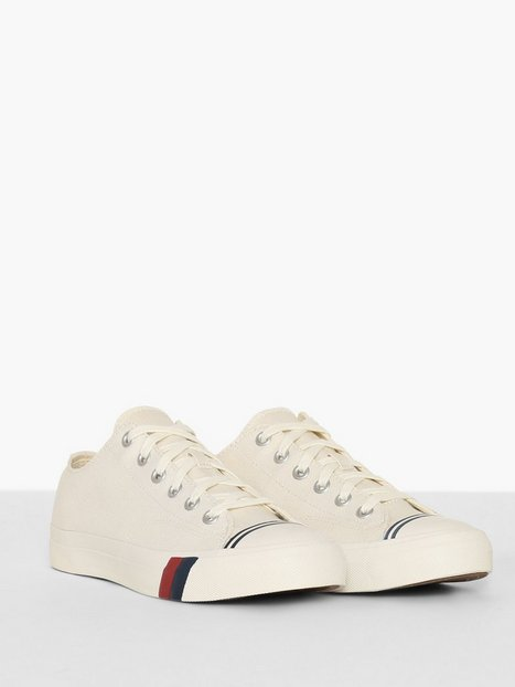 PRO keds Royal Lo Sneakers White - herre