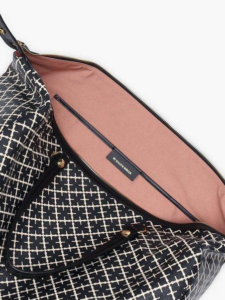 Shoppa By Malene Birger TRAVEL BAG Svart | Vesker