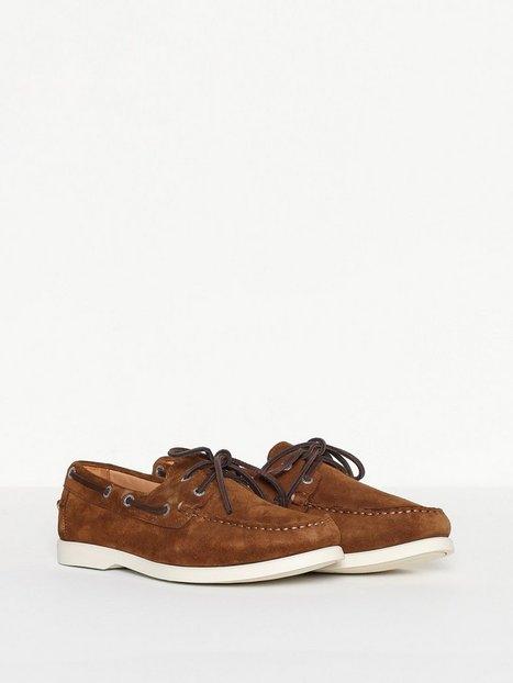 Vagabond Scott Loafers slippers Cognac - herre