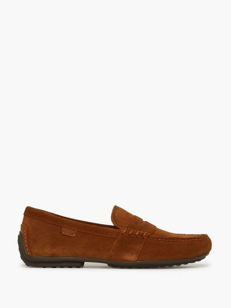 Polo Ralph Lauren Reynold Loafers slippers Dark Brown - herre