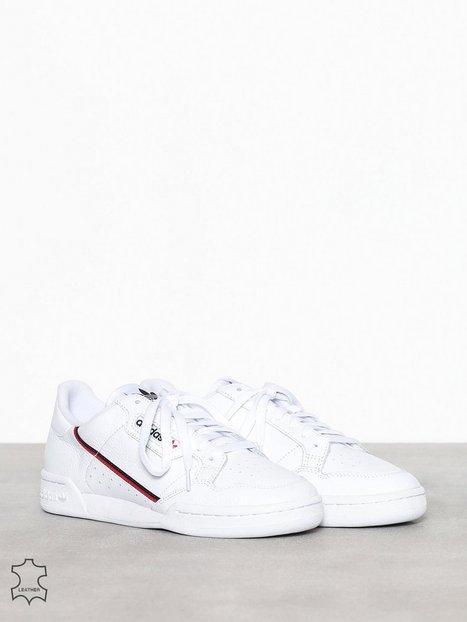 Adidas Originals Continental Sneakers Hvid - herre