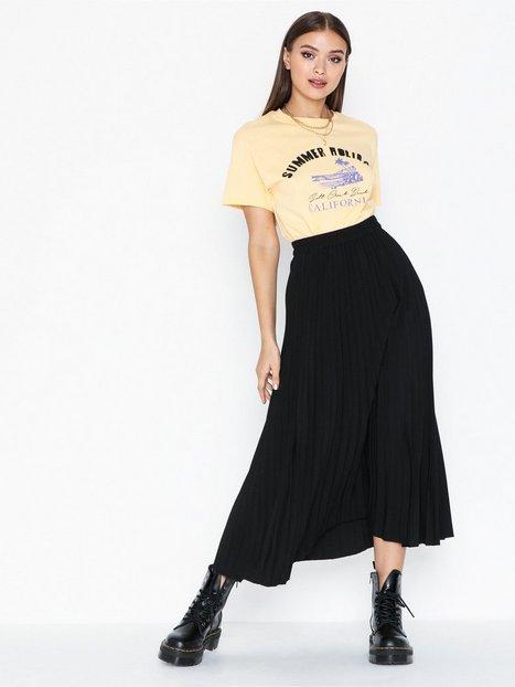 Billede af Selected Femme Slfalexis Mw Midi Skirt B Midi nederdele