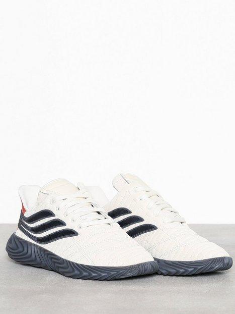 Adidas Originals Sobakov Sneakers Hvid Sort - herre