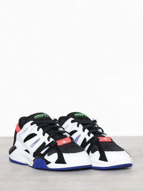 Adidas Originals Dimension Lo Sneakers Hvid Sort mand køb billigt