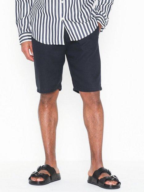 NN.07 Crown Shorts 1363 Shorts Navy Blue - herre