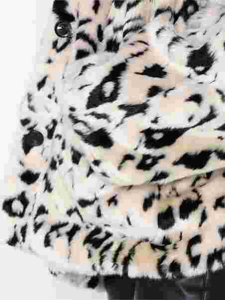 Samsøe Samsøe Helicia jacket 10884 Faux fur