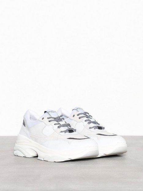 Selected Homme Slhgavin Trainer W Sneakers Hvid mand køb billigt
