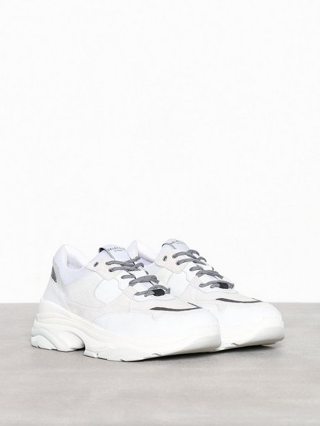 Selected Homme Slhgavin Trainer W Sneakers Hvid - herre