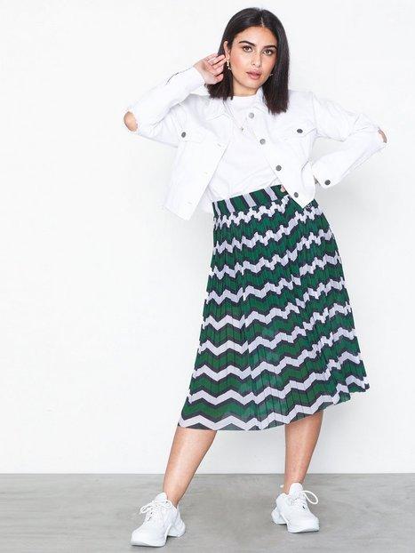 Billede af Pieces Pcella Hw Midi Mesh Skirt D2D Midi nederdele