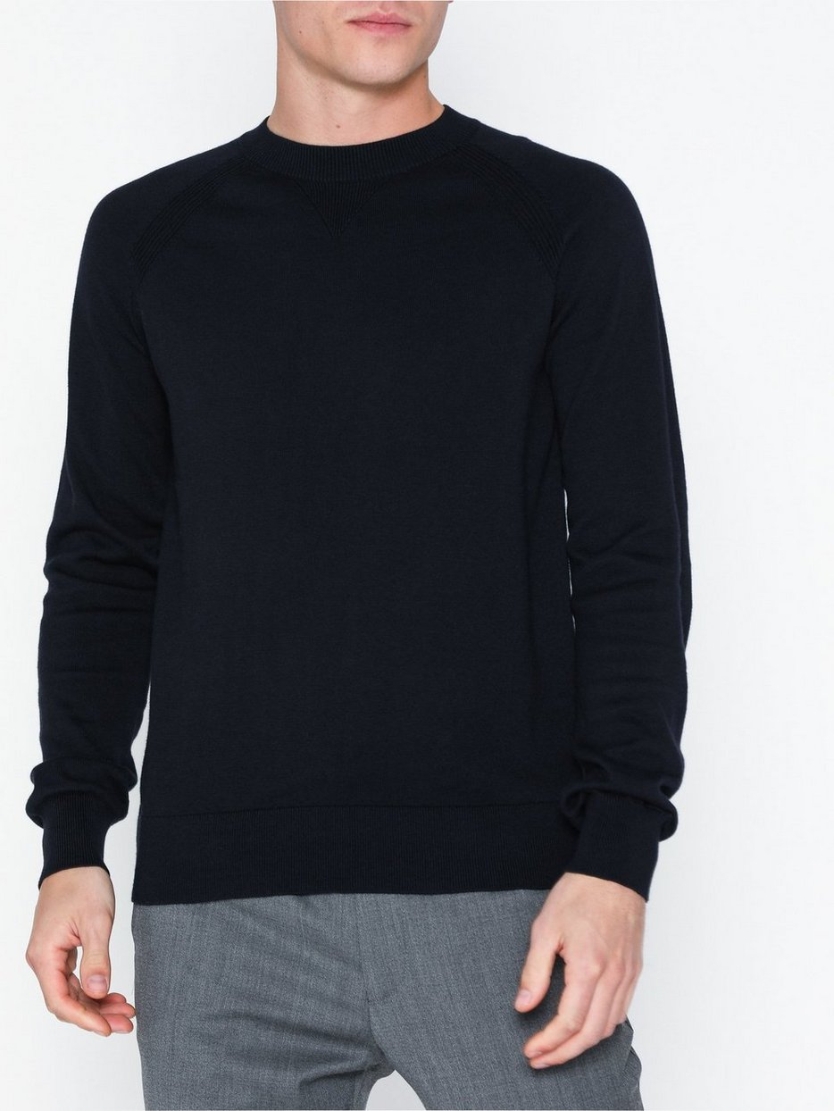 M. Cotton Cashmere Knitted Swe