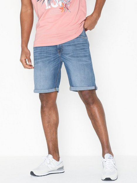 Jack Jones Jjirick Jjfelix Shorts Am 808 50SPS Shorts Blå mand køb billigt