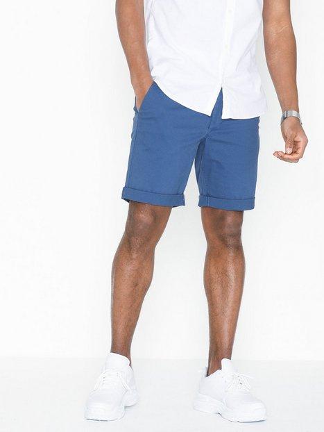 Jack Jones Jjienzo Chino Shorts Ww 01 Sts Shorts Navy - herre