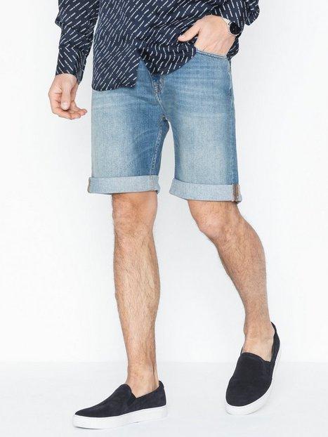 Tiger Of Sweden Jeans Ash. Shorts Lyseblå - herre