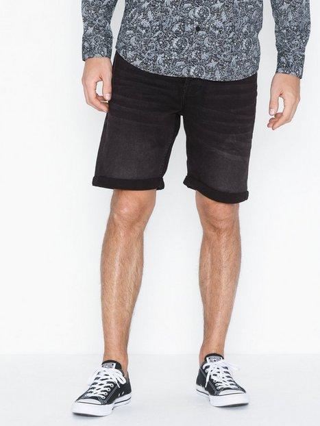 Only & Sons Onsply Reg Black Sw Shorts Pk 2021 Shorts Sort