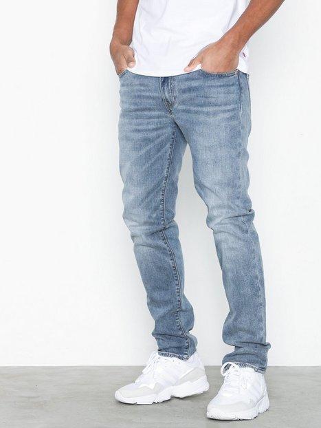 Levis 511 Slim Fit Aegan Adapt Jeans Denim - herre