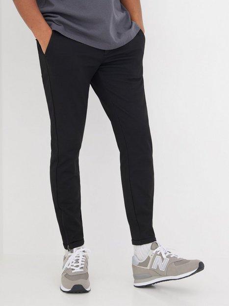 GABBA Pisa Jersey Pant Bukser Black