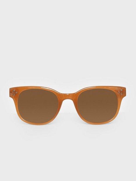 Selected Homme Slhthomas Sunglasses Solbriller Demitasse - herre