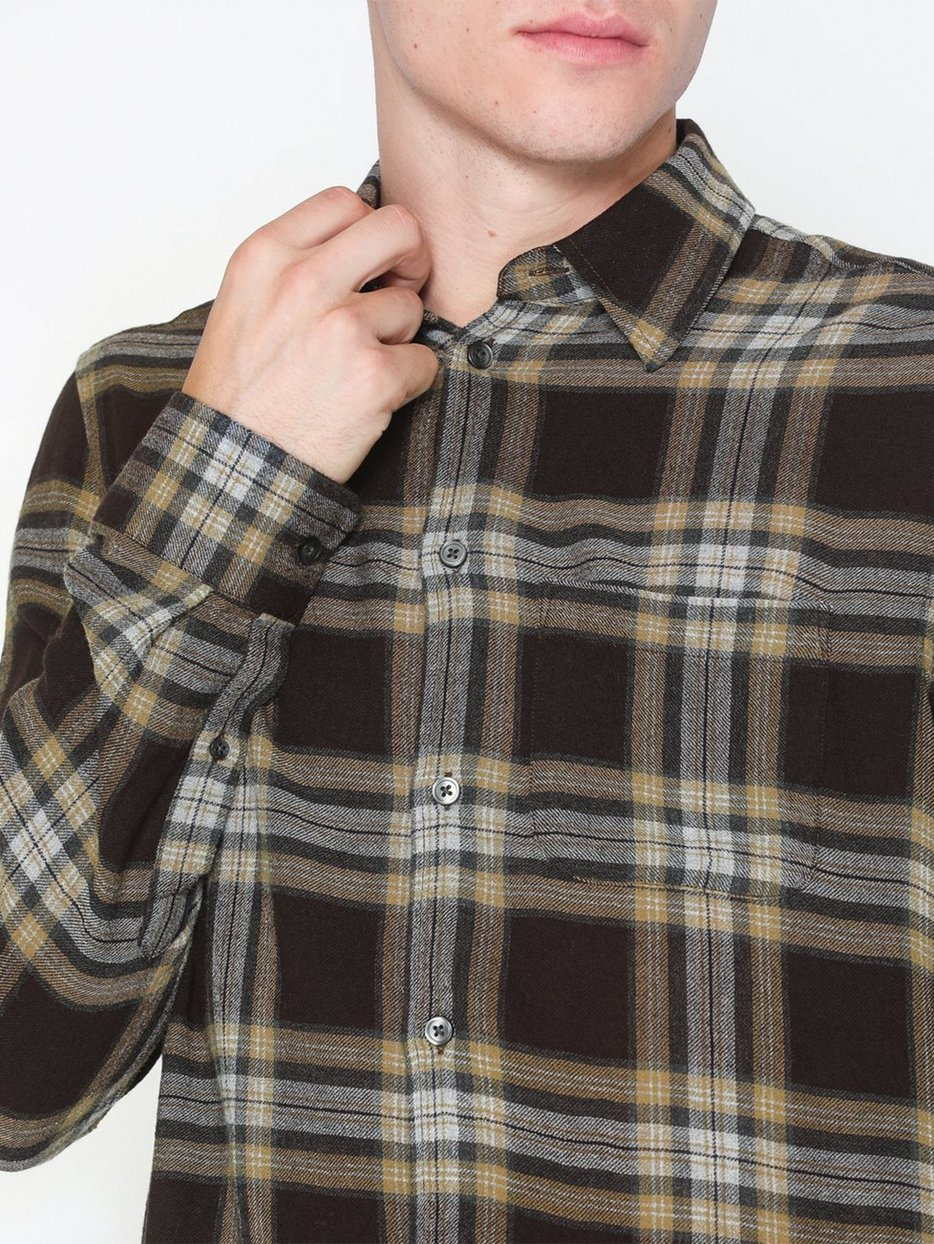 MILLS FLANNEL CHECK