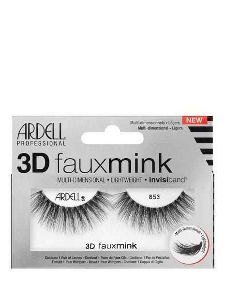 Ardell 3D Faux Mink 853 Kunstige øjenvipper