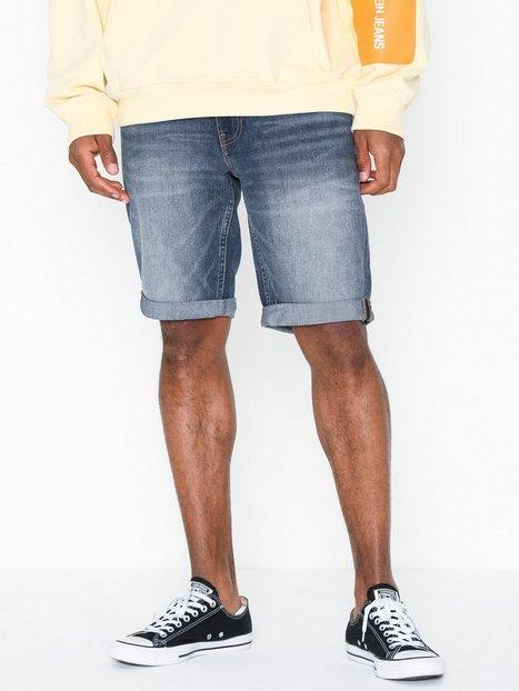 Calvin Klein Jeans Slim Short Shorts Blå - herre