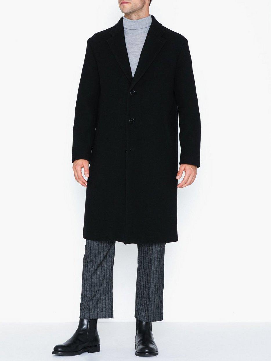 M. Lyon Wool Coat