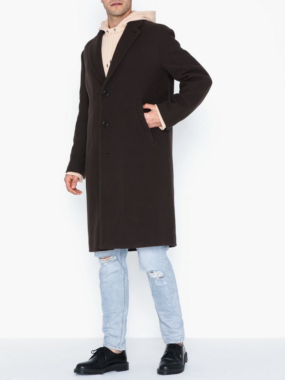 M. Lyon Wool Coat
