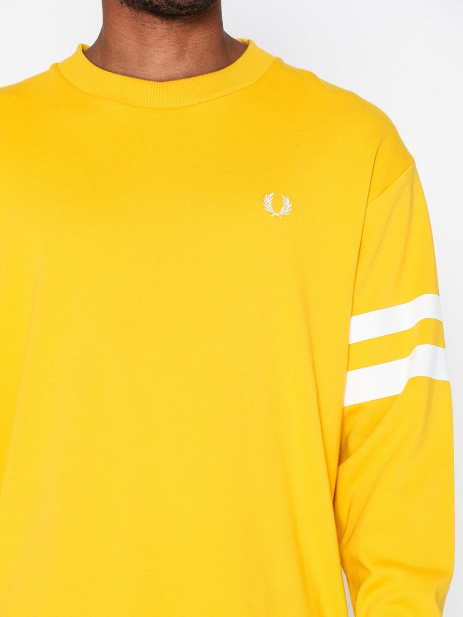 TIPPED SLEEVE T-SHIRT