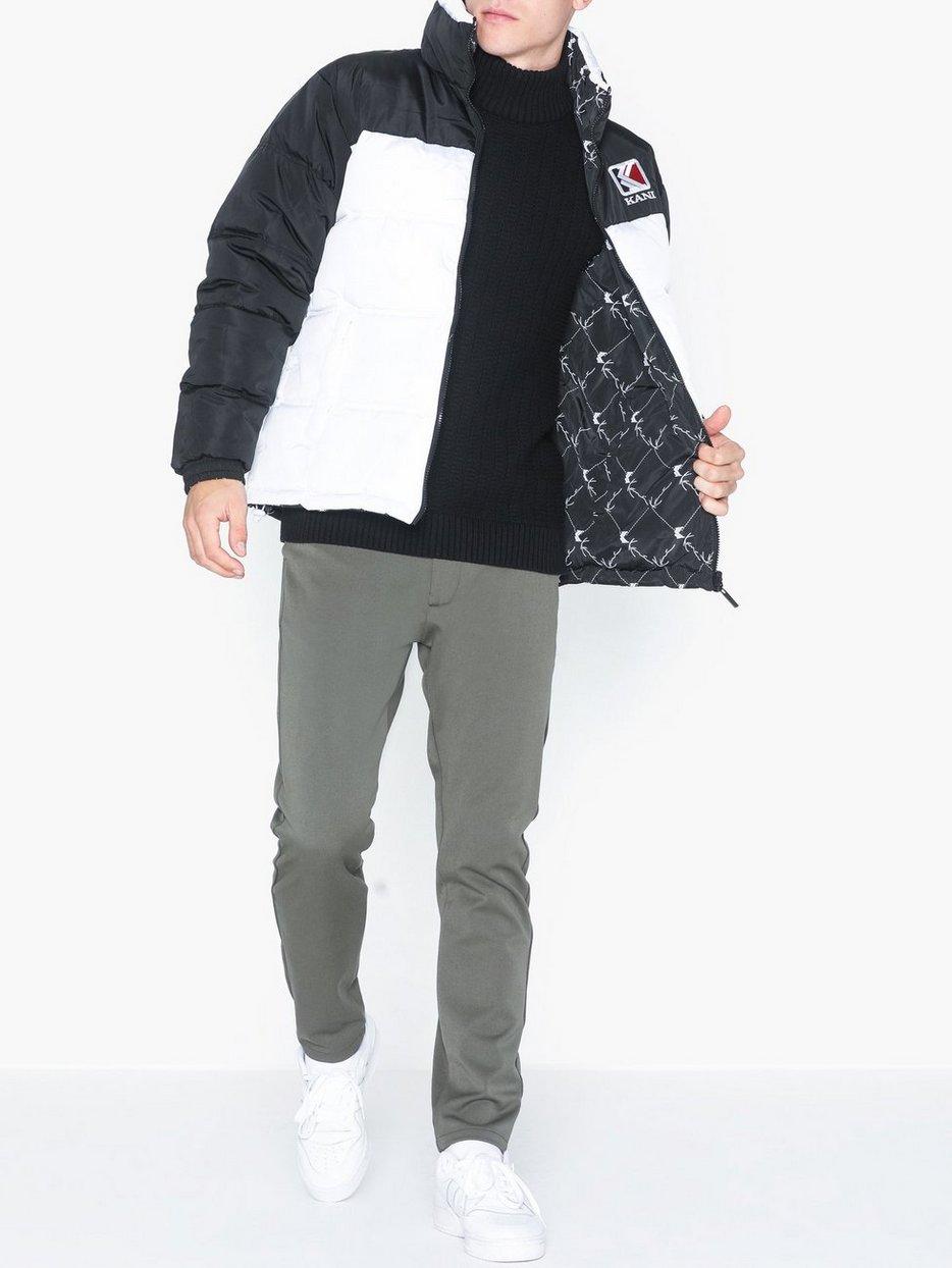 KK Retro Reversible Puffer Jacket