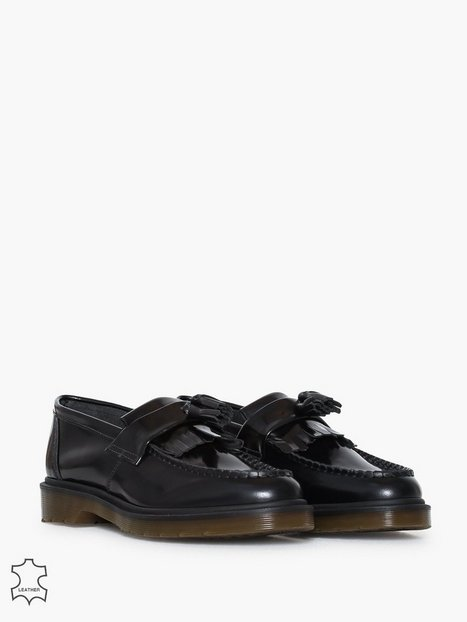 Dr Martens Adrian Loafers slippers Sort - herre