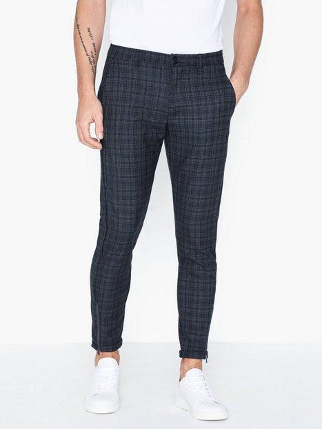 GABBA Pisa Redue Pants Bukser Grey mand køb billigt