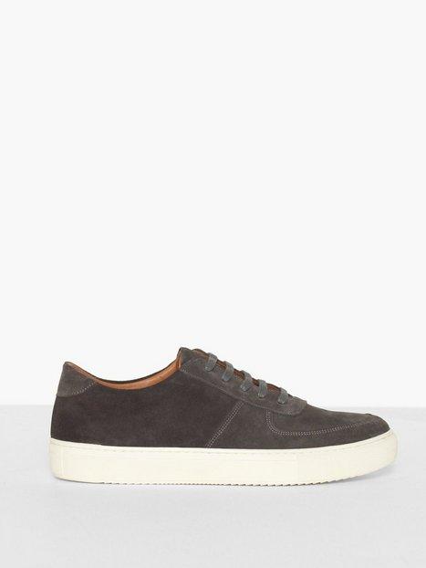 Human Scales Sean Suede Sneakers Grey - herre