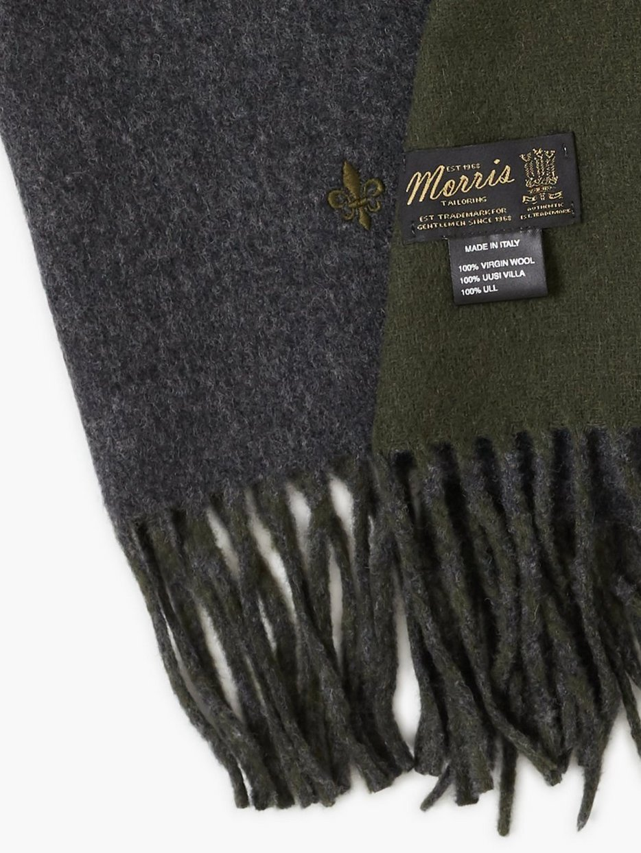 Morris Double Face Scarf