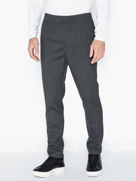 Samsøe Samsøe Smithy trousers 11211 Bukser Grey Melange - herre