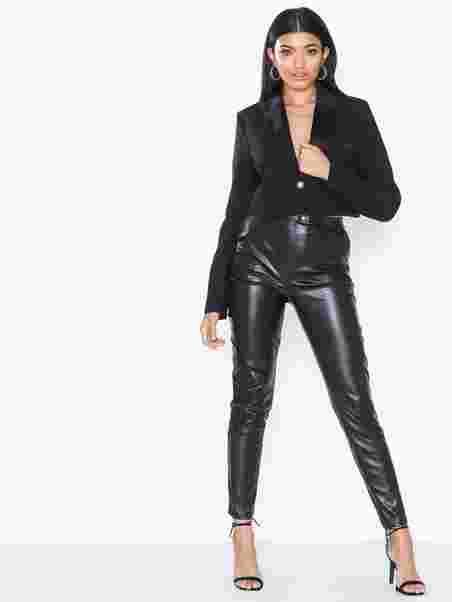 Cropped Festive Blazer, NLY Trend