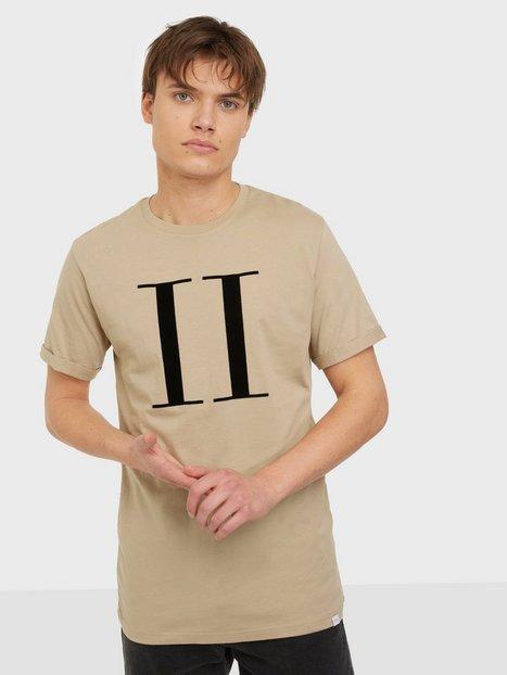 Les Deux Encore T-Shirt T-shirts & undertrøjer Dark Sand