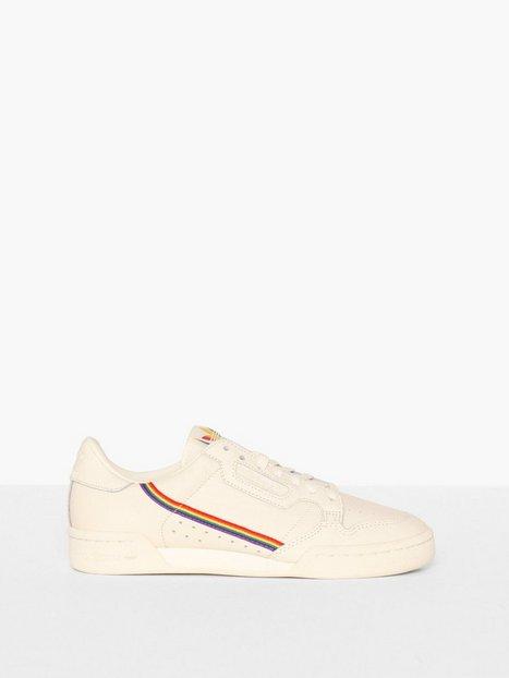 Adidas Originals Continental 80 Prid Sneakers White - herre