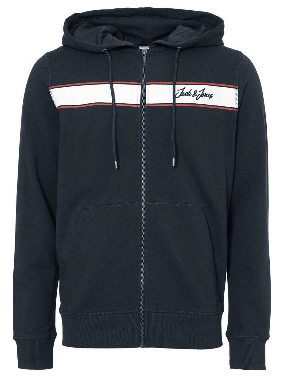 JORDAVIS SWEAT ZIP HOOD