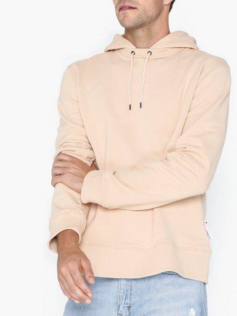L'Homme Rouge Sturdy Hood Sweater Trøjer Tan - herre