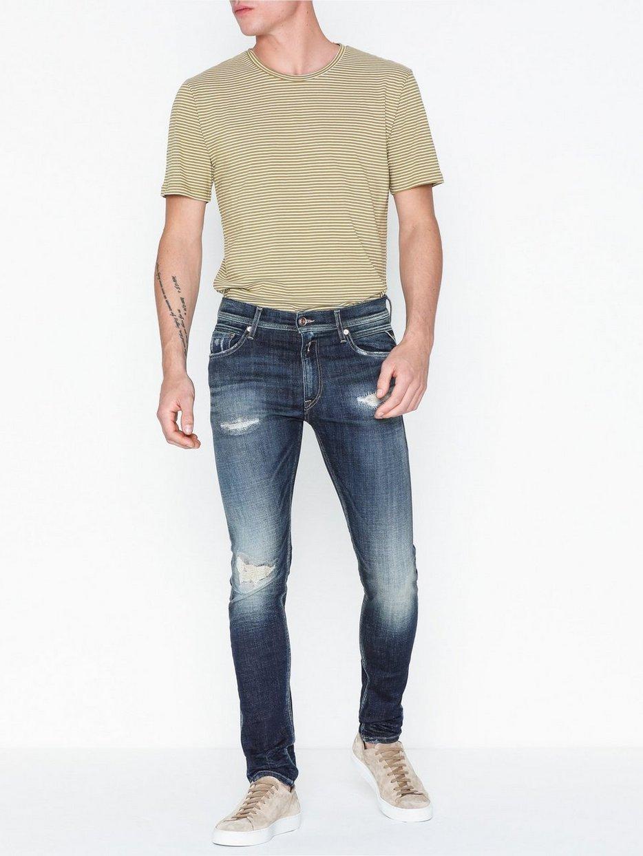 JONDRILL Trousers
