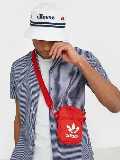 Adidas Originals Fest Bag Tref Tasker Rød - herre