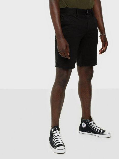 Only Sons Onsmark Shorts Gw 3786 Noos Shorts Black - herre