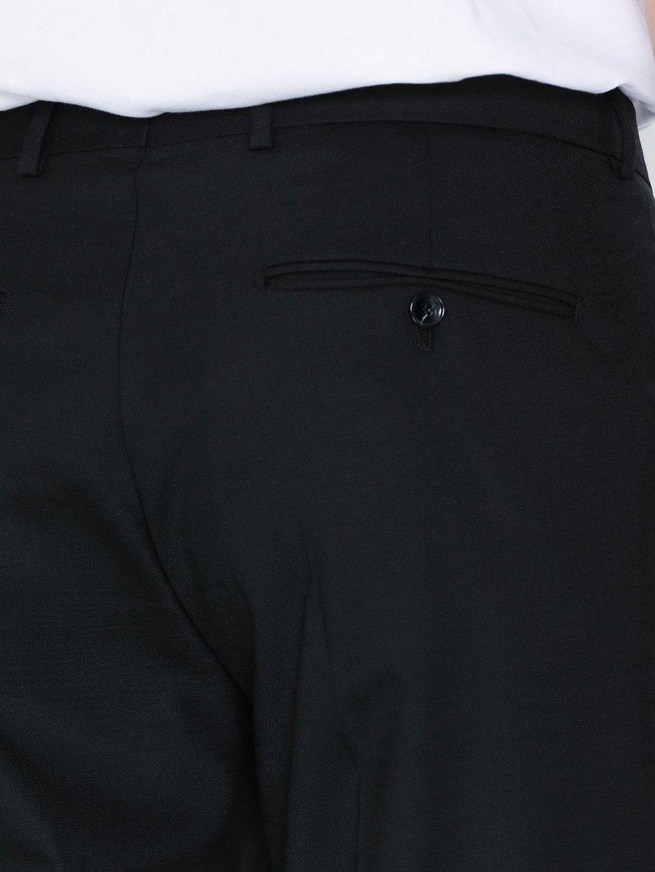 SLHSLIM-MYLOSTATE BLACK TRS B NOOS