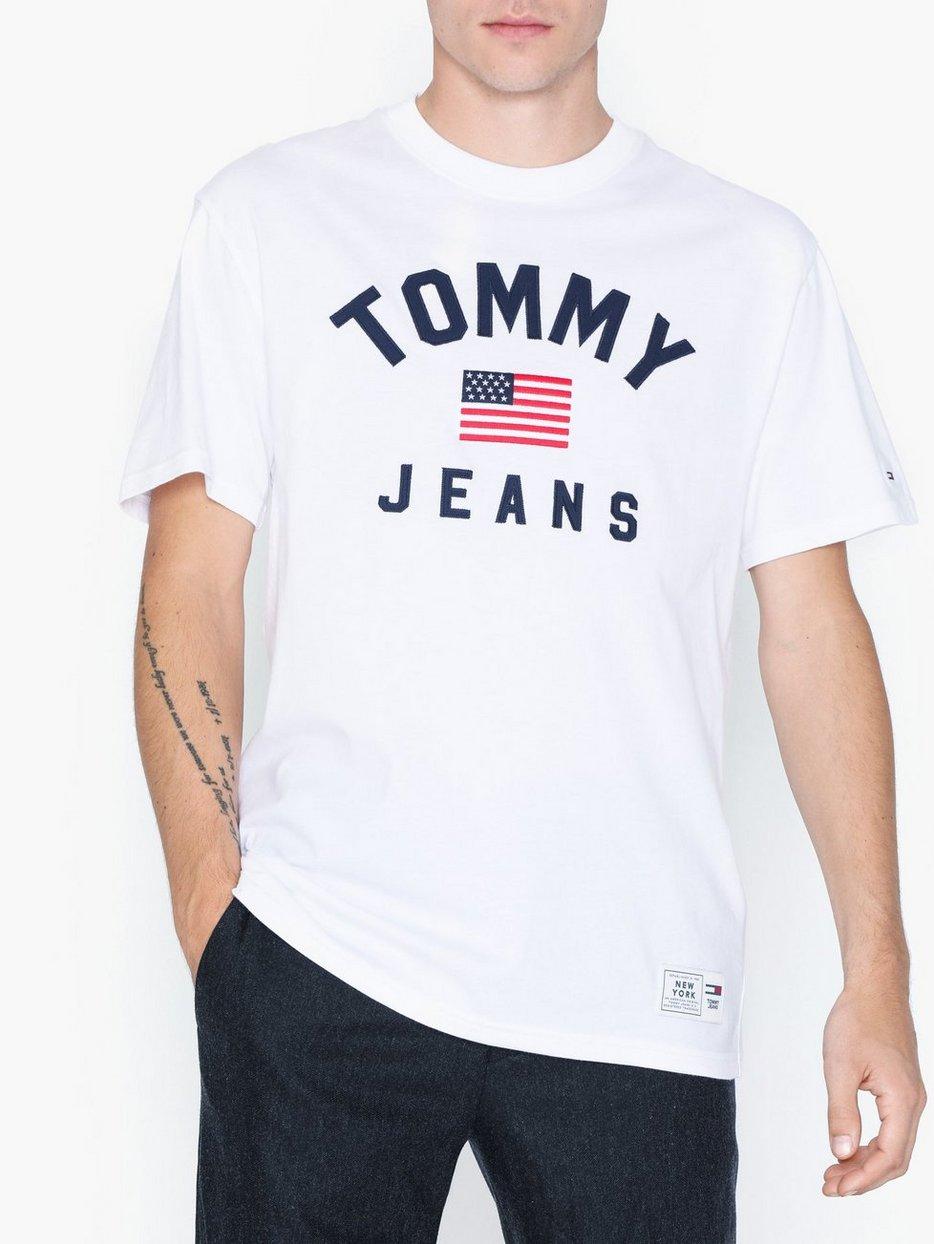 TJM USA FLAG TEE