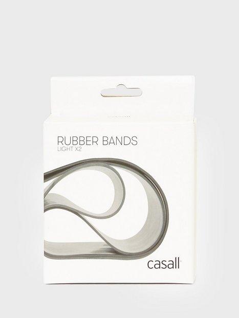 Casall Rubber band light 2pcs Træningsredskaber